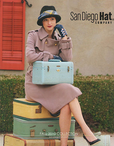 hat company - fall catalog cover