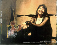 Irene Kelly CD cover